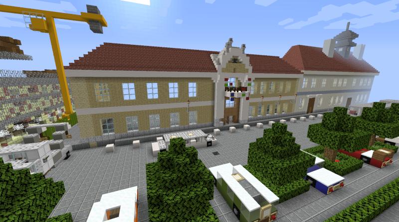 Váci épületek a digitális térben 🟩 A Váci Napló riportja Korchma Zsomborral